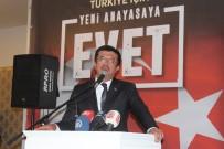 BÜYÜME RAKAMLARI - Bakan Zeybekci Denizli'de 'AK Parti Teşkilatı Büyük Buluşma' Programına Katıldı