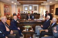 İSLAM BIRLIĞI - Balkanların 'Erbakan Hocası' Uka'dan 'Evet' Desteği