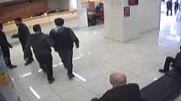 BANKA MÜDÜRÜ - Banka Müdürünün Dikkati Dolandırıcıları Yakalattı