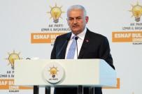 ESNAF VE SANATKARLAR ODASı - Başbakan'dan Kılıçdaroğlu'na Bu Ne Perhiz...