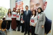 SEÇİLME HAKKI - Başbakan'ın Mektubu İlkadımlı 56 Bin Genç Seçmene Ulaştı