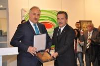 AHMET ATAÇ - Başkan Ataç 'Sanata Katkı Kurumsal Ödülü'