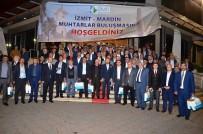 ERSIN EMIROĞLU - Başkan Doğan Mardinli Muhtarları Ağırladı