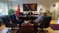 İLLER BANKASı - Başkan Duymuş'un Eskişehir Temasları