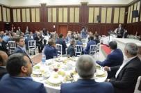 BARIŞ MANÇO - Başkan Edebali Ağrılı Muhtarları Ağırladı