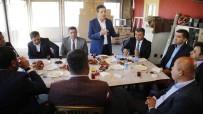 ALİ ALKAN - Başkan Genç Açıklaması 'Antalya'nın En Büyük Ve Güçlü Yatırımlarını Alıyoruz'