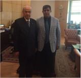 UMUTSUZLUK - Başkan Tutar'dan Bahçeli'ye Ziyaret
