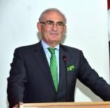 YUSUF ZIYA YıLMAZ - Başkan Yılmaz Açıklaması 'Türk Halkının Ferasetine İnanıyorum'