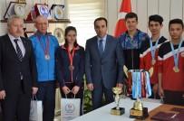 ORÇUN - Bilecikli Atletler Çoklu Branşlar Türkiye Atletizm Şampiyonasında Büyük Başarı Kazandı
