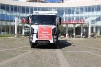 Burhaniye Belediyesi Araç Filosuna Yeni Bir Araç Daha Katıldı