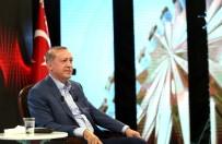 TELEFON GÖRÜŞMESİ - Cumhurbaşkanı Erdoğan Gençlerle Buluştu