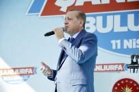 CAN GÜVENLİĞİ - Cumhurbaşkanı Erdoğan, Suriye'deki Operasyonların Devam Edeceğini Açıkladı