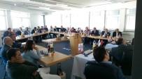 FRANKFURT - Elazığ'a Yatırım Fırsatları Almanya'da Anlatıldı
