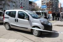 Elazığ'da Aranan Şüpheli Araç Yakalandı