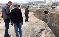 Elazığ'da İş Kazası Açıklaması2 Yaralı