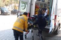 Elazığ'da Motosiklet Kazası Açıklaması1 Ağır Yaralı
