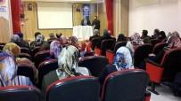'Evin Okula Yakınlaştırılması Projesi' Semineri Yapıldı