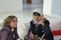 BİRİNCİ SINIF - Fatma Şahin, Cumhurbaşkanı Erdoğan'ın Talimatı Üzerine Yaşlı Kadına Sahip Çıktı
