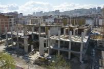 HÜSEYIN ANLAYAN - Fatsa Belediyesi Yeni Hizmet Binası Yükseliyor