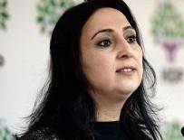 FİGEN YÜKSEKDAĞ - Figen Yüksekdağ'ın cezası belli oldu