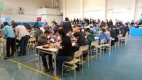 AHMET ÖZKAN - Hasköy'de Ödüllü Satranç Turnuvası