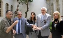MUSEVİ CEMAATİ - Hatay'da Museviler 'Hamursuz Bayramı'nı Kutladı