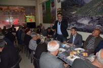 YOĞUN MESAİ - HDP Heyeti, Kanaat Önderleriyle Bir Araya Geldi