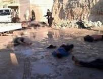SAVAŞ SUÇLUSU - İdlib'de sarin gazı kullanıldığı kesinleşti