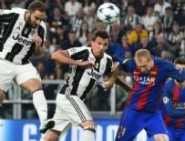 GIORGIO CHIELLINI - Juventus Barça'yı ezdi geçti! Büyük fark!