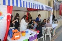 KANSER TARAMASI - Kanser Haftası Nedeniyle Adanalılar'a Sağlık Hizmeti