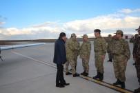 KARA KUVVETLERİ KOMUTANI - Kara Kuvvetleri Komutanı Çolak, Ağrı'da