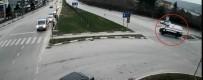 KURAL İHLALİ - Kazalar MOBESE Kameralarına Yansıdı