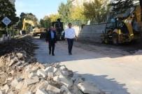 TÜRK LIRASı - Kocasinan Belediyesi 2017 Yılında Asfalt Seriminde Rekor Kırmayı Hedefliyor