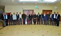 METİN ÖZKAN - Körfez Kent Konseyi 'Birlik' İçin Toplandı