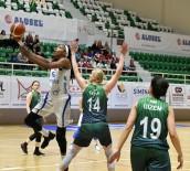 EDREMIT BELEDIYESI - Lider Bornova Becker, Sahasında Son Maçına Çıkıyor