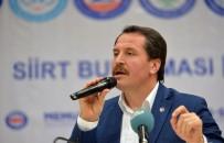 KANAL İSTANBUL - Memur-Sen Genel Başkanı Yalçın Açıklaması 'Muhalefet 'Hayır'ın Gerekçesini Üretemiyor'