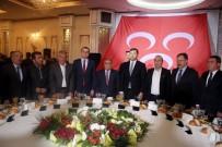 ÜLKÜCÜLER - MHP İl Başkanı Baki Ersoy Açıklaması