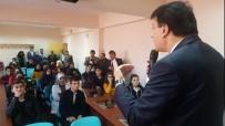 İBRAHIM AYDEMIR - Milletvekili Aydemir Açıklaması 'Gençler Evet Diyor. Yeni Sistem Gençliğe Yatırımdır. Gençlerimiz Evet, Şuurunda'