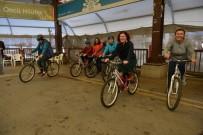 BİSİKLET YOLU - Nilüfer'de Bisiklet Seferberliği