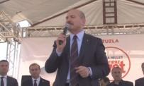 SÜLEYMAN SOYLU - 'Onların Savcıları Olmayacak, Milletin Savcıları Olacak'