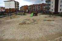 ZEYTİN AĞACI - Orhan Mahallesi'ne Park Yapılıyor