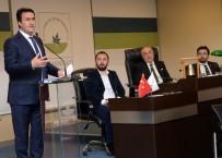 MUSTAFA DÜNDAR - Osmangazi'nin Faaliyet Raporu Meclisten Geçti