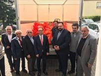 FRANKFURT - Oy Torbaları Türkiye Yolunda
