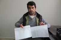 VERGİ BORCU - 'Çalınan' Minibüsünün Vergi Borcu 14 Yıl Sonra Çıktı