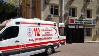 SOYGUN - Pendik'te Bir Bankayı Soymaya Kalkan Zanlı Yaralı Halde Sedye İle Adliyeye Sevk Edildi