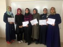 OSMANLıCA - Pursaklar'da Arapça Eğitimini Tamamlayan Kadınlar Sertifikalarına Kavuştu
