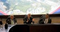 FİDAN DİKİM TÖRENİ - Rektör Bilgiç'in 'Açık Kapı Günü'Ne Vali Ve Başkan Sürprizi