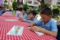 PİRİ REİS - Salihli'de Kitap Okuma Etkinliği