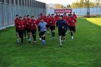 MANISASPOR - Samsunspor'da Manisaspor Mesaisi Başladı
