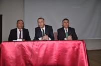 CEBRAIL - Sandık Kurulu Başkanları Ve Üyelere Referandum Semineri
